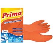 Перчатки хозяйственные, Prima фото