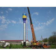 Башня водонапорная ВБР-25-18 фото