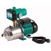 Нормальновсасывающая установка водоснабжения Wilo-MultiPress FMP
