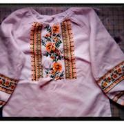 Украинская рубашка фото