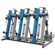 Пресс вертикальный для склеивания бруса и щита VESP3000/250/1350 фото