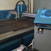 Станок для плазменной резки с ЧПУ PLASMATEC - 3015 фото