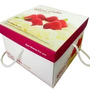 Упаковка для конфет или пирожных фото