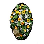ВР 180 Венок ритуальный фото
