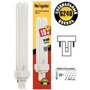Лампа Navigator 94075 18w/PD/840/G24d фото