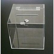 Ящик для пожертвований с логотипом Авраамия Городецкого фото