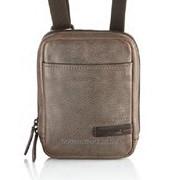 Bodenschatz сумка-планшет кожаная. Арт.8-239 фото