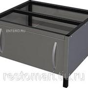 Подставка с тепловым шкафом Vesta для печи-мангала 25 фото