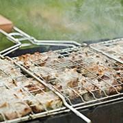 Решетки для мангала и барбекю фото