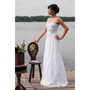 Платье свадебное Агнис фото