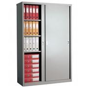 Шкаф для документов металлический офисный АМT 1812