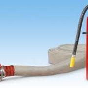 Монтаж систем и средств пожаротушения фото