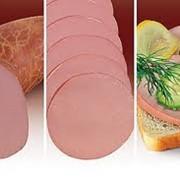 Вареная колбаса фото
