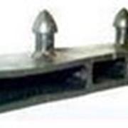 Латодержатель сдвоенный 35х35х8 (на металл. и деревян каркасы) фото