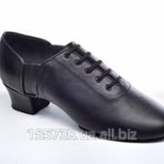 Обувь для танцев, мужская латина, модель 603 фото