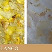 Каменный шпон на просвет (Translucent) Blanco фото