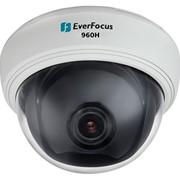 Видеокамера цветная купольная ED-710 фото