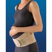 Бандаж дородовый ортопедический для фиксации органов брюшной полости и малого таза в более выгодном физиологическом положении во время и после беременности артикул MS-96 фото