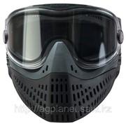 Маска пейнтбольная Empire E-Flex goggle серая фото