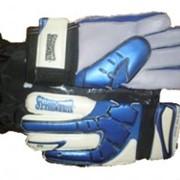 Перчатки вратарские с защитой пальцев 464-473 фото