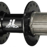 Втулка задняя JOY TECH D342RCC, МТБ, сплав алюминия, под кассету, 32отв.,ось М10 фото