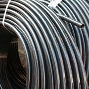Труба ПНД 90х5.2 мм для кабеля техническая гладкая фото