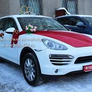 Спортивный внедорожник Porsche Cayenne на заказ фото