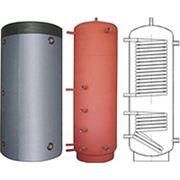 Аккумуляторы тепла Аккумулирующие емкости АБ-2-350 (с двумя теплообменника) фото