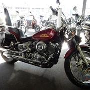Мотоцикл чоппер No. K5609 Yamaha DRAGSTAR 400 фото