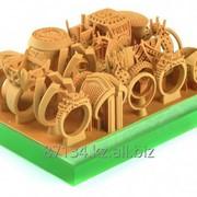 Изготовление 3D моделей фото
