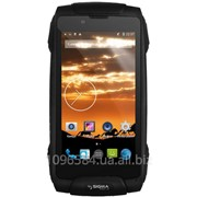Защищённый смартфон Sigma mobile X-treme PQ25 black фото