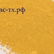 Желтый железоокисный пигмент Ж-1 фото