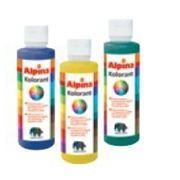 Яркая полнотоновая краска для колеровки Alpina Kolorant 400мл фото