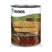 WOODEX HARDWOOD OIL масло для твёрдой древесины фото