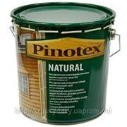 Антисептик для дерева Pinotex Natural, 10л фото