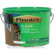 Антисептик для дерева без грунтования Pinotex Classic, 10л фото