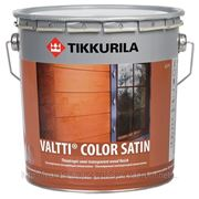 Антисептик для дерева Валти Колор Сатин Valtti Color Satin 9л фото