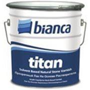 "Лак для натурального камня Titan TM ""BIANCA"" (15 л) фото"