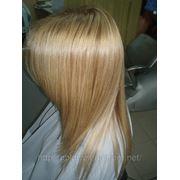 Брондирование волос фото