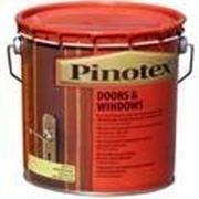 Антисептик для дерева, внутренних и наружных работ Doors & Windows Pinotex, 3л фото