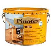 Антисептик для дерева Pinotex Uiltra 10л фото