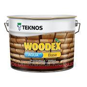 WOODEX AQUA BASE Вудекс Аква Бейс водоразбавляемая грунтовочная пропитка для дерева фото