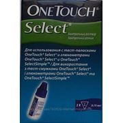 Контрольный раствор Ван Тач Селект (One Touch Select) 3,75мл фото