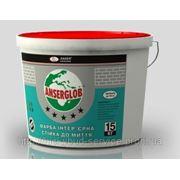 Краска акриловая интерьерная ANSERGLOB стойкая к мытью (1,4 кг) фото