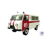 Автомобили специальные скорой помощи (3962) фото