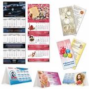 Календари Изготовление фото