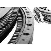 Опорно-поворотный круг опорно-поворотное устройство кранов автовышек и экскаваторов фото