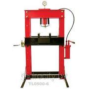 Пресс пневмогидравлический 50 тонн, TL0500-6, PINGHU фото