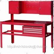 Верстак металлический с 3-мя выдвижными ящиками Big Red TSG5932
