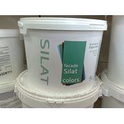 Фасадная силикатная краска Fasade Silat, 9л фото